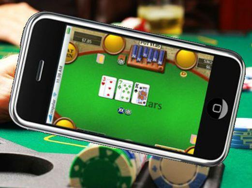 mobile poker